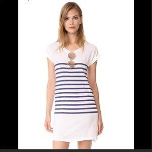 Sundry roll sleeve dress sz 1/S